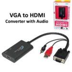 Bộ chuyển VGA - HDMI (Z-TEK)