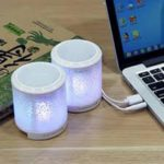 Loa mini LOYFUN H2700 LED với âm thanh cực chất