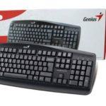Bàn phím Genius KB110 - Keyboard Genius (Chính hãng)