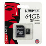 Thẻ Nhớ MICRO SD KINGSTON 64G